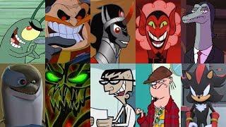 Defeats of My Favorite Cartoon Villains Part 3 (Re-Upload)