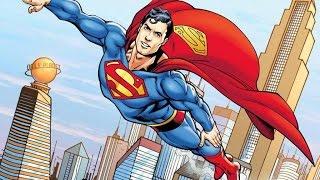 Super Man O Homem de Aço Novo Desenho [Super Homem] Colorindo com BrinksToysKids