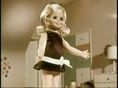Very Creepy Doll Commercial From The 60 s