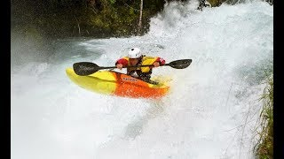 Calicut Extreme Kayaking in Thusharagiri Waterfall | Kerala | Amazing Video HD