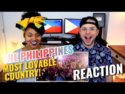 The Philippines Most Lovable Country NAS Daily REACTION