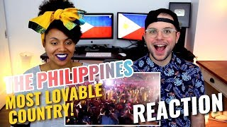 The Philippines - Most Lovable Country | NAS Daily | REACTION