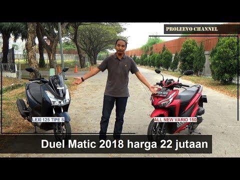 Xxx Mp4 Yamaha Lexi 125 Vs Honda Vario 150 2018 Pilih Mana 3gp Sex