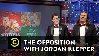 Going at the Movies: The Seasonal Leftist Thought Machine - The Opposition w/ Jordan Klepper