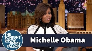 The First Daughters Shield Michelle Obama from Music with Bad Language
