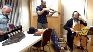 Tu B'Av Palo Alto Chabad 4 Bavot Daniel Blatt cello Beri Moalam viola Eli Rostamian Persian Santour