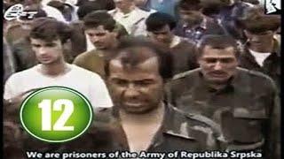 Zarobljeni banditi 5.korpusa tzv.Armije BiH