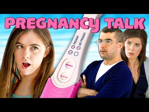 PREGNANCY TALK (Sketch)