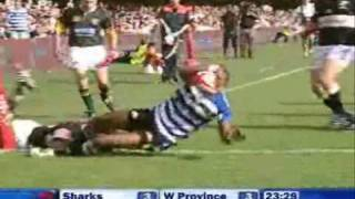 WRN- Currie Cup Round 8- Sharks vs Western Province