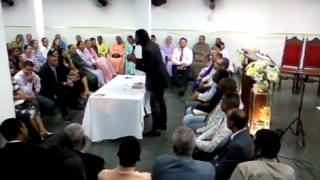 2ª MINI VIGÍLIA, EM BUSCA DA NOVA UNÇÃO (Pregação Ev. Renato da barra)