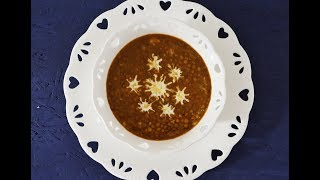 How to make Adasi , A Rich Persian Lentils Stew