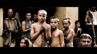 300 - This Is Sparta Full Scene