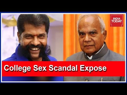 Xxx Mp4 College Sex Scandal Expose Nakkheeran Editor Arrested For Defamatory Article On TN Governor 3gp Sex