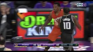 Marquese Chriss missed dunks 2016-17