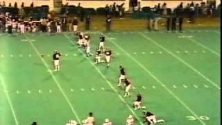 Alabama vs. Miami 1979 - 1st TV Game in Bryant Denny Stadium History - Final TD