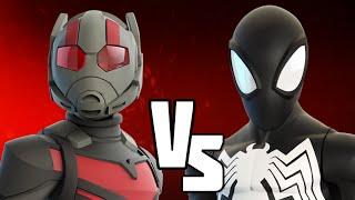 DISNEY INFINITY 3.0 VERSUS - Ant Man VS Spider-Man | Marvel Battlegrounds