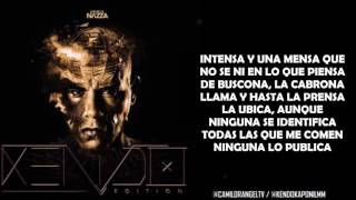 NO TE ENAMORES (LETRA) - KENDO KAPONI FT NEJO (KENDO EDITION)