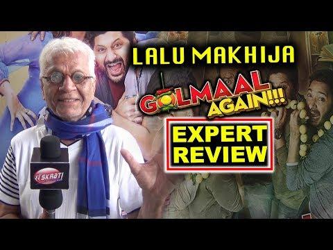 Xxx Mp4 Lalu Makhija Expert Review On Golmaal Again Ajay Devgn Parineeti Chopra Tabu 3gp Sex