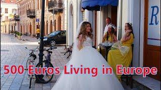 500 Euros Retire in Europe