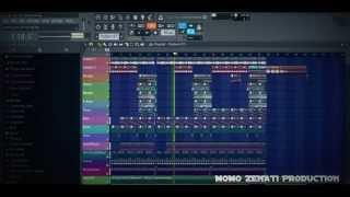 Dr.Dre - It's All On Me Instrumental Remake By MoMo Zenati - Fl Studio 12 + DL Link