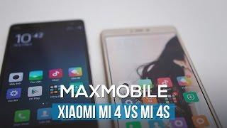 So sánh chi tiết Xiaomi Mi4 và Xiaomi Mi4s - Xứng danh kẻ kế vị ?