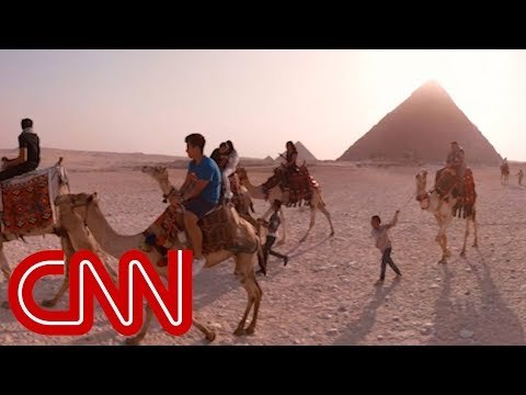The Great Pyramid s newest mystery 360 Video