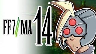 Final Fantasy VII: Machinabridged (#FF7MA) - Ep. 14 - Team Four Star