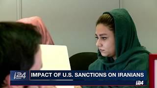 Tzvi Kahn on US Sanctions on Iran with i24