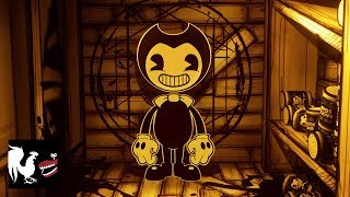 Bendy and the Ink Machine Trailer   Rooster Teeth