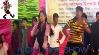 গ্রাম-গঞ্জের রাতের বিনোদন : Garam Masala type of Bangla Jatra Dance from Bangladesh,