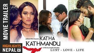 KATHA KATHMANDU   New Nepali Movie Trailer 2018   Priyanka Karki, Pramod, Ayushman, Sanjog, Sandhya