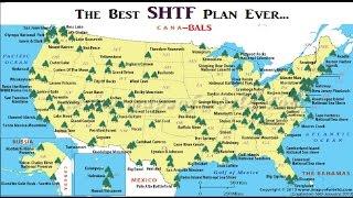 NEW!  SHTF - The Best PREPPER Plan Ever !!