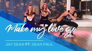 Make My Love Go - Jay Sean ft Sean Paul -  Leg Burning Excercise  Fitness Dance