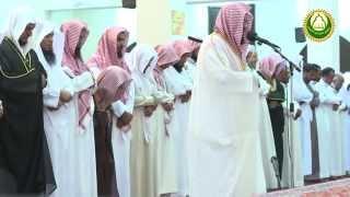صلاة العشاء في جامع البواردي الشيخ سعود الشريم HD