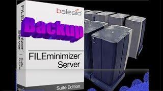 Neue Server Lösung - Backup beschleunigen