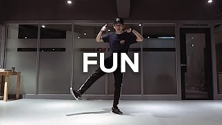Junho Lee Choreography / Fun - Pitbull (Feat. Chris Brown)