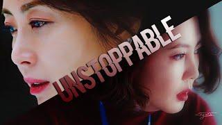 unstoppable | hye ran x yoo jin | 미스티 x the k2