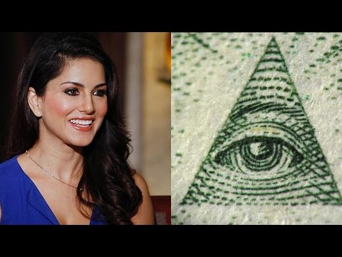 Sunny Leone is Illuminati Confirmed