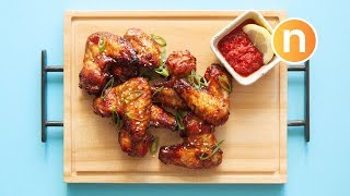 THE BEST Grilled Soy Sauce Chicken  烤雞翅 Nyonya Cooking uploaded on 3 month(s) ago 34237 views
