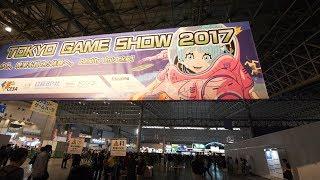 【4K】Tokyo Game Show 2017