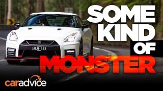 2017 Nissan GT-R Nismo review   CarAdvice