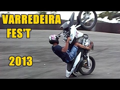 Varredeira Fes t 2013 OFFICIAL