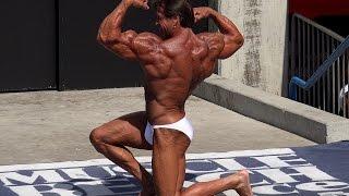 58 Year Old Bill McAleenan Bodybuilding Routine in 4K