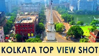Kolkata Top View | Arial shot | HD | Praktan