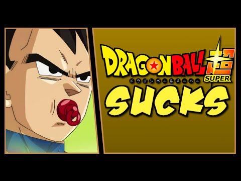 Dragon Ball Super Sucks
