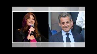 """Nicolas Sarkozy """"fidèle"""" à Carla Bruni, """"ils ont ce besoin animal"""" d'être ensemble - Gala"""