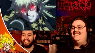 Hellsing Ultimate Abridged Episode 6 TFS REACTION!!!