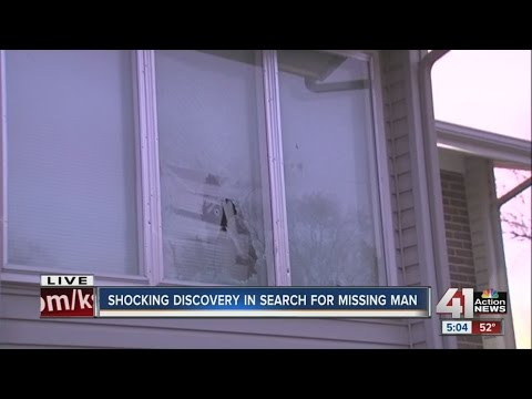 Shocking discovery in search for missing man
