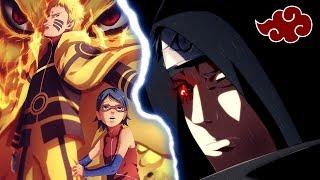 Rückkehr von Akatsuki in Boruto + Saradas Shinobi Weg! - Naruto Gaiden