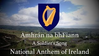 National Anthem: Ireland - Amhrán na bhFiann [New Version]